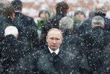 Nematomas karas: Rusija surado būdą apeiti skaudžiai smogusias sankcijas
