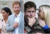 """Gerbėjai nustebę: atskleistas keistas ryšys tarp M. Markle ir princo Harry """"eks"""""""