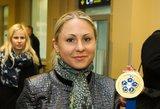 Laura Asadauskaitė: Aš – pirma, Rusijai atstovaujanti Donata Rimšaitė – trečia. Viskas neblogai!