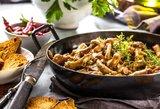 Pirštelius apsilaižysite: vienas ingredientas grybų užkandį pavers ypatingu