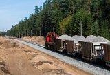 """""""Rail Baltica"""" mįslė – ir juda, ir stringa?"""