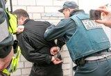 Marijampolėje vyras užpuolė vaiką: sumušė ir iškraustė kišenes