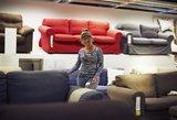 Lietuviai perka baldus dažnai, bet ilgam