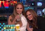 Jennifer Lopez atskleidė pikantišką vietą, kurioje jai teko mylėtis