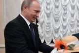 Gitanas Nausėda: Vakarai užčiuopė skaudžiausią Rusijos valdžios vietą