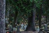 Naujosios technologijos ir kapinėse: padės surasti kapą