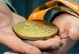 Neįgaliems sportininkams – didesnė valstybės parama