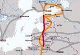 """Išvada – """"Rail Baltica"""" racionaliausia pro Panevėžį"""