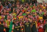 Rungtynes Lietuva – Nyderlandai stebėjo 700 tūkstančių šalies gyventojų