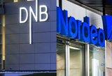 """Paskelbta jungtinio DNB ir """"Nordea""""  banko """"Luminor"""" vadovų komanda"""