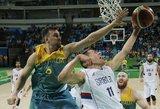 Olimpiniame krepšinio turnyre – staigmena po staigmenos