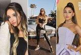 Tarsi dvynės: Arianos Grande klonė atskleidė, ką tenka patirti