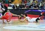 """CSKA ir """"Fenerbahce"""" ketvirtfinalių serijose pirmauja 2:0"""