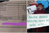 Mokytojai viešina algas: po dešimtmečių darbo – 464 eurai