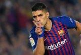 UEFA Čempionų lygoje – intriguojančios akistatos Mančesteryje ir Barselonoje
