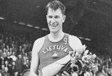 JAV ketinama įamžinti Lietuvos krepšinio krikštatėvio atminimą