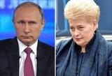 Lietuvos kirtis Rusijai – išsiunčiami diplomatai