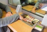Elektroniniai mokėjimai populiarėja, bet grynieji dar liks