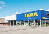 """Smukę """"Ikea"""" užsakymai baldininkams apkarpė pajamas"""