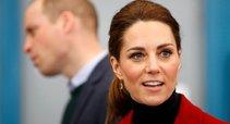 Kate Middleton ir princas Williamas (nuotr. SCANPIX)