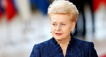 Prezidentė Dalia Grybauskaitė (nuotr. SCANPIX)