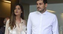 I. Casillasas su žmona (nuotr. SCANPIX)