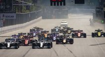Formulės-1 lenktynės (nuotr. SCANPIX)
