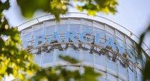 """Barclays"" būstinė Vilniuje  (nuotr. Fotodiena.lt)"