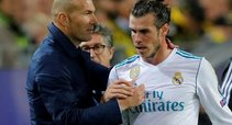 Zinedine'as Zidane'as ir Garethas Bale'as (nuotr. SCANPIX)