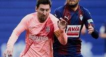 L.Messi pelnė du įvarčius (nuotr. SCANPIX)