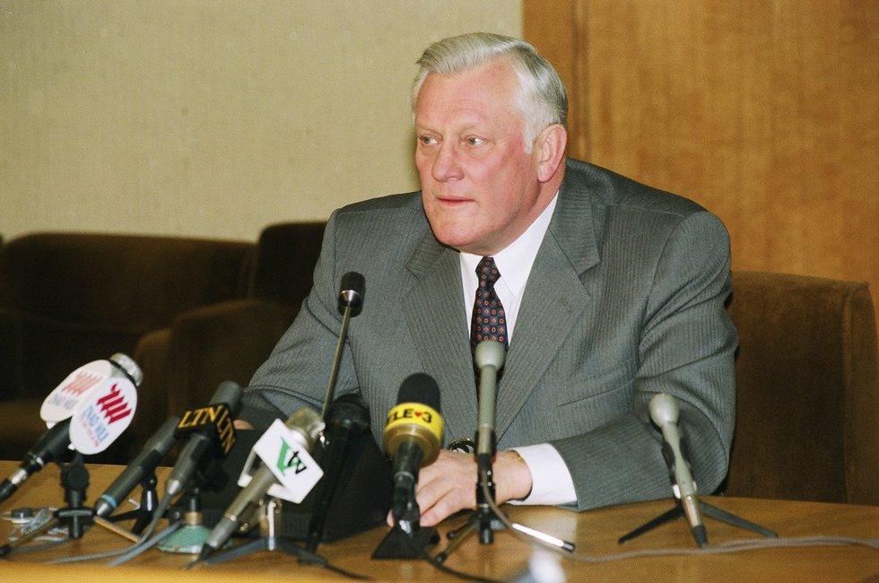 Algirdas Mykolas Brazauskas (Fotobankas)