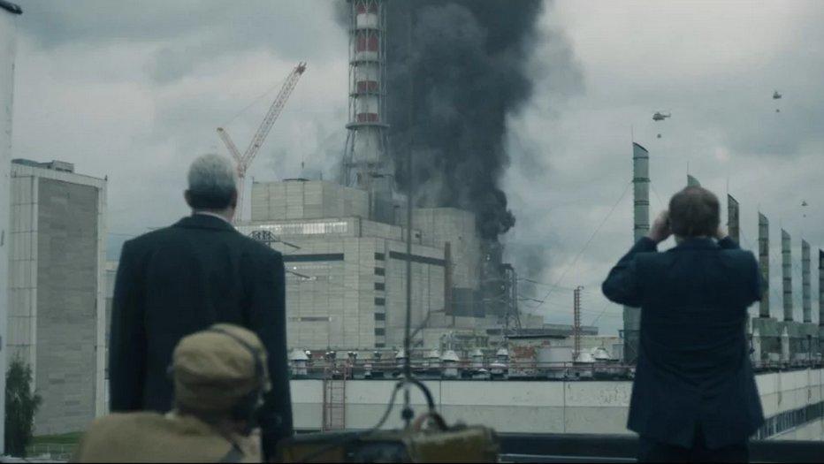 """Kadrai iš filmo """"Černobylis"""" (nuotr. Gamintojo)"""
