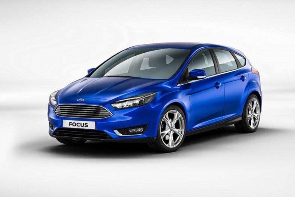 """Ford Focus"". (nuotr. Gamintojo)"