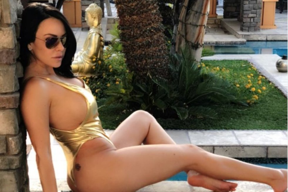 Alice Vasquez (nuotr. Instagram)