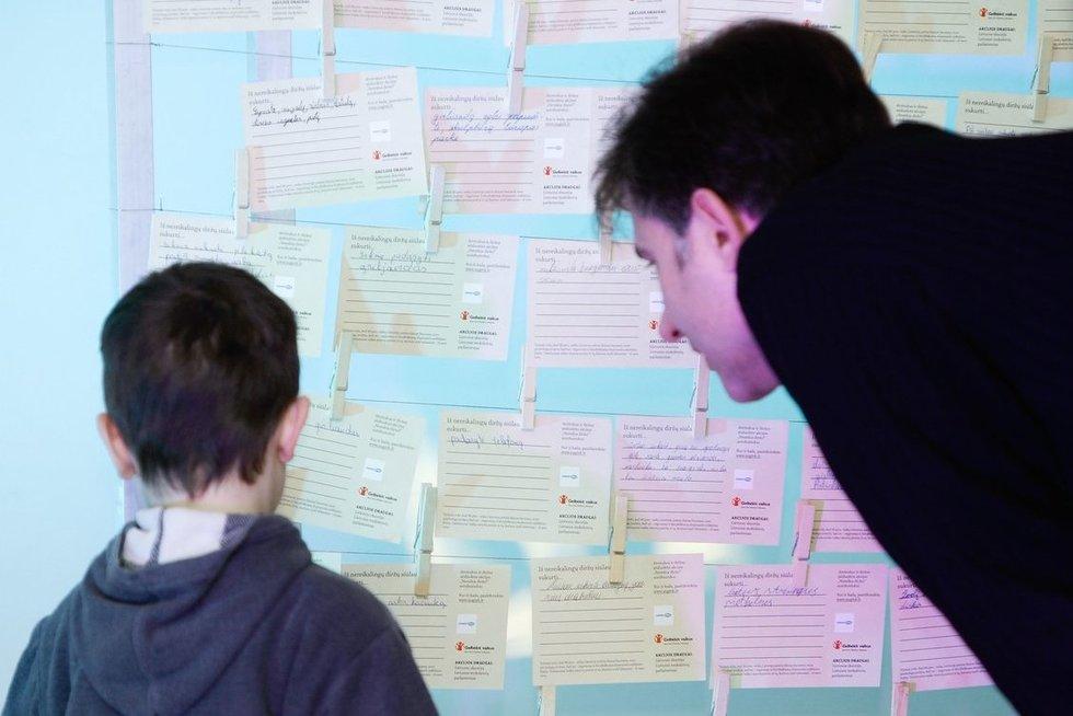Vaikai (asociatyvi nuotrauka) (nuotr. Fotodiena.lt)