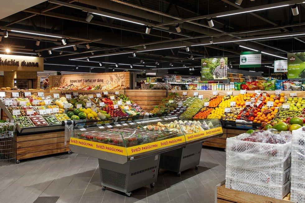 IKI parduotuvė (asociatyvi nuotr.) (bendr. nuotrauka)