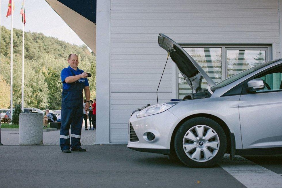 Regitra pataria, kaip pirkti automobilį (nuotr. Regitra)