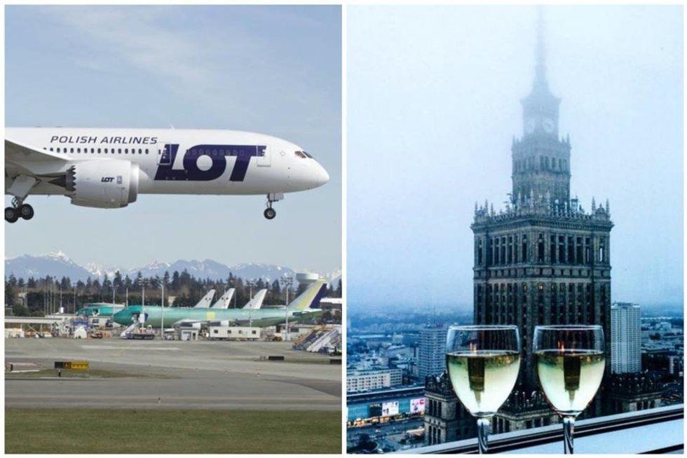 Skrydžiai, lėktuvas, kelionės