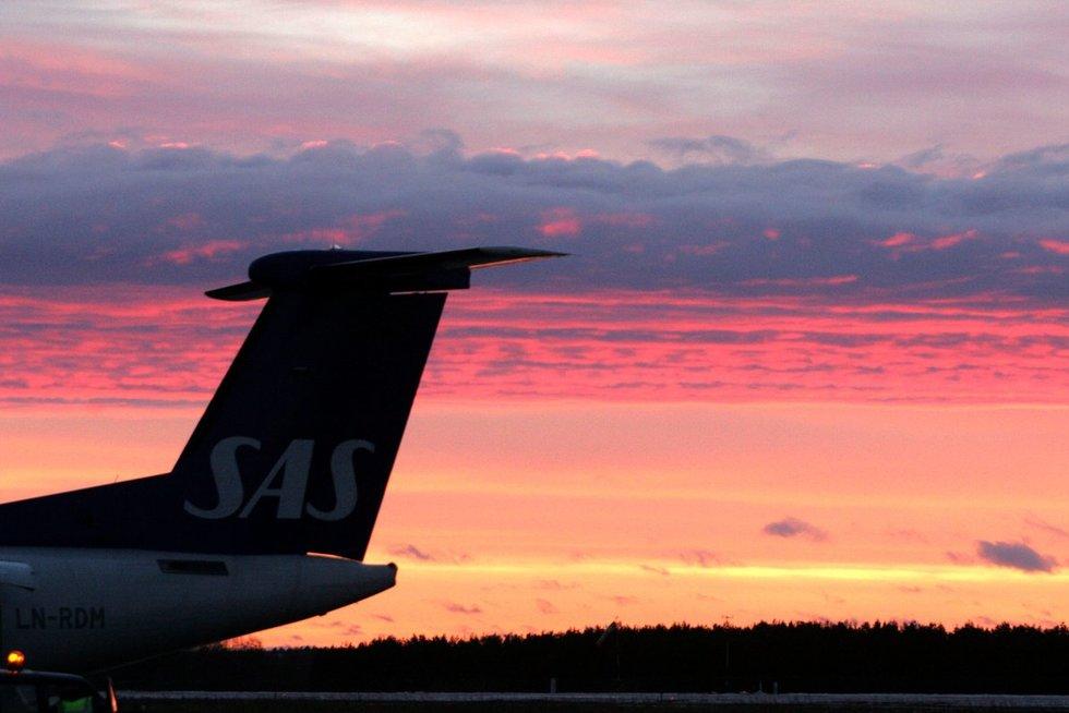 Palangos oro uostas (nuotr. Fotodiena.lt)