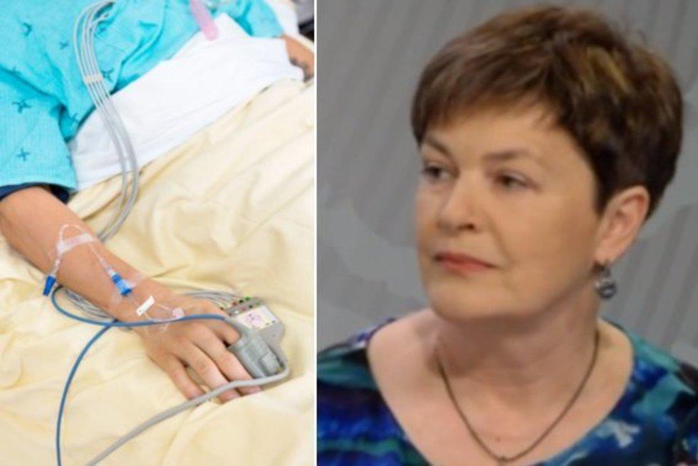 Kardiologė Vytė Maneikienė