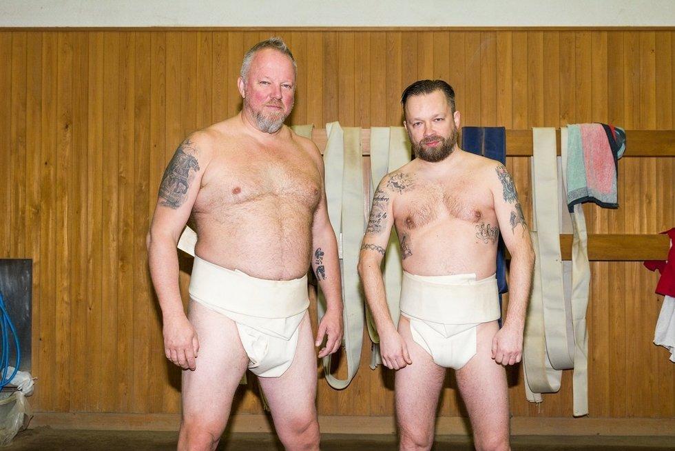 Televizijos eteryje M. Starkus ir V. Radzevičius atskleis, ką išgyveno Japonijoje (nuotr. TV3)