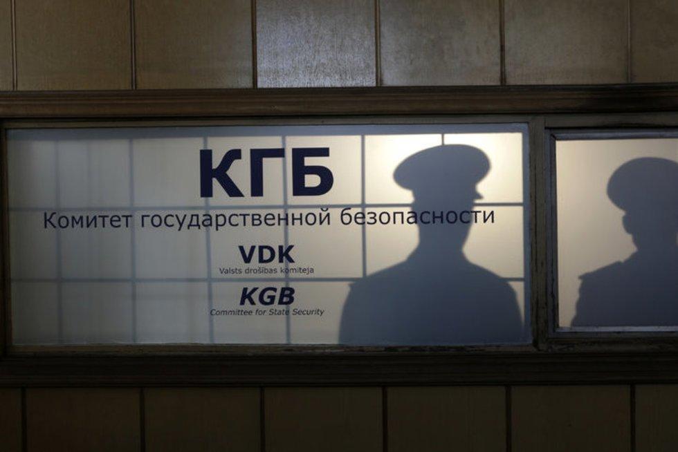 KGB (nuotr. SCANPIX)