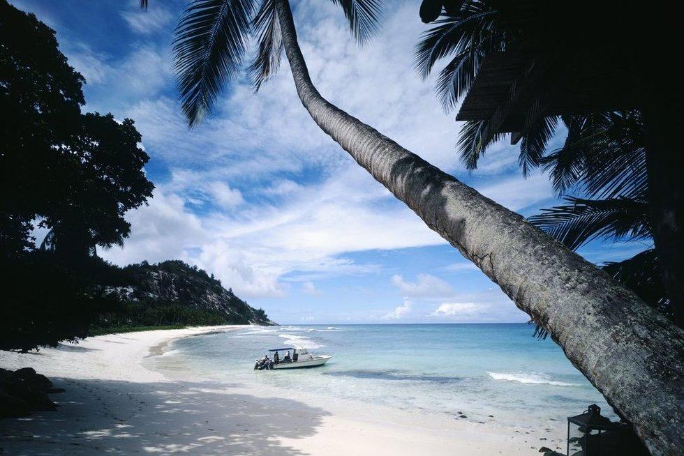 Seišelių salos (nuotr. SCANPIX)