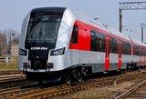 Moderni staigmena keliautojams – į Minską kursuos elektriniai traukiniai