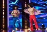 """""""Lietuvos talentų"""" scenoje – nesuprasti striptizo šokėjai, pakerėjęs iliuzionistas ir auksinis mygtukas"""