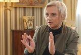 Aktorė Vitalija Mockevičiūtė apie idealų vyrą: ieško žilstelėjusio ir turtingo