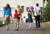 Privalomas priešmokyklinis ugdymas – per 30 tūkst. šešiamečių
