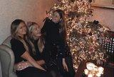 Sabonytės draugijoje – ir skyrybas išgyvenanti Andreikaitė: neslėpė šypsenos