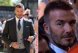 Vestuvėse – šokiruojantis D. Beckhamo poelgis: milijonai pasibaisėjo