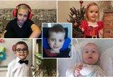 Šie vaikai – vieninteliai tokie Lietuvoje: paneigė numatytą mirties nuosprendį
